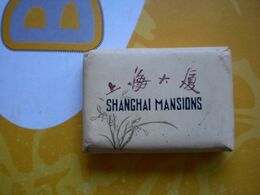 Shanghai Mansions Shanghal China    Soap - Materiale Di Profumeria