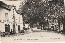 81 Tanus. Avenue De Carmaux - Sonstige Gemeinden