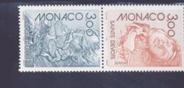 CEPT Sagen Und Legenden / Legends - Mythes Monaco 2355 - 2356 ** Postfrisch, MNH, Neuf - 1997