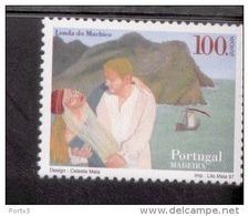 CEPT Sagen Und Legenden / Legends - Mythes Madeira 191  ** Postfrisch, MNH, Neuf - 1997