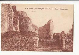 France 84 - Venasque - Tours Sarrazines - Achat Immédiat - Altri Comuni