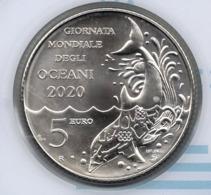 ** 5 EUROS SAN MARINO ARGENT 2020 PIECE NEUVE ** - San Marino