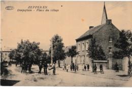 ZEPPEREN - Dorpsplein - Place Du Village - Sint-Truiden
