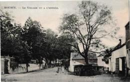 Mousty - Le Village Vu à L'entrée - Ottignies-Louvain-la-Neuve