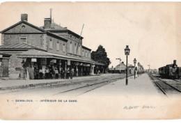 Gembloux - Intérieur De La Gare - Gembloux