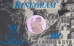 Kinegram Landis And Gyr - Frankreich