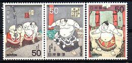 Serie  Nº 1283/5 Japon - Ungebraucht