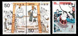 Serie  Nº 1278/81 Japon - Ungebraucht