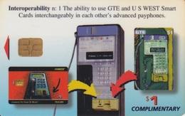 GTE Complimentary Card - Belgien