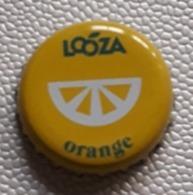 Capsule Bouteille Soda Looza Orange - Belgique-Belgié - Soda