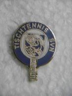 Pin's - TISCHTENNIS SVN MÜNCHEN - Tennis De Table Munich Allemagne - PING PONG - Tennis Tavolo