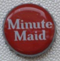 Capsule Bouteille Soda Minute Maid - Belgique-Belgié - Soda