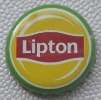 Capsule Bouteille Soda Lipton Thé - Belgique-Belgié - Soda
