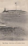 CARTOLINA VIAGGIATA 1912 CAPO ZARRUG LIBIA COLONIE ITALIANE (KP972 - Libyen