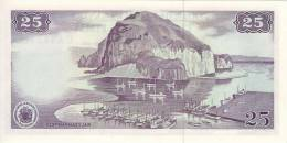 ICELAND P. 43 25 K 1961 UNC - Islanda