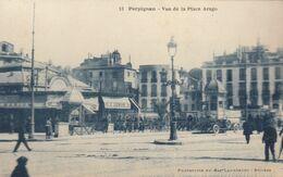 Perpignan : Place Arago      ///   REF . Sept.  20   ///  N° 12.589 - Perpignan