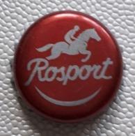 Capsule Bouteille Soda D'eau Rosport - Luxembourg - Soda