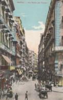 CARTOLINA 1915 VIAGGIATA NAPOLI ITALIA (KP1140 - Napoli