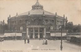 CARTOLINA NON VIAGGIATA AMIENS FRANCIA (KP1162 - Amiens