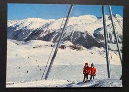 St. Moritz Neuer FIS-Skilift - GR Grisons