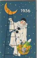"Petit Calendrier "" Au Pierrot Gourmand"" S.A. Ets EVRARD & HERBET , Ivrt S/Seine. (TTB) - Calendars"