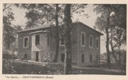 CARTOLINA NON VIAGGIATA GROTTAFERRATA ROMA (KP1352 - Italia