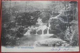Waldbillig Müllerthal - Le Schiessentümpel - Unclassified