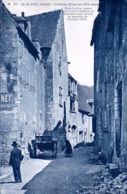 36  - Indre - LE BLANC -  Chateau Brun En Ville Haute - Le Blanc