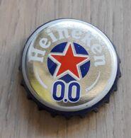 Capsule Bouteille Bieré Heineken Beer 0.0 - Pais-Bas - Cerveza