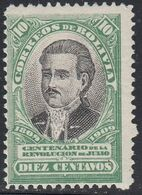 Bolivia, Scott #79, Mint Hinged, Murillo, Issued 1909 - Bolivien