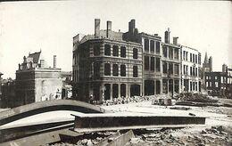 Tournai - Carte Photo 1940 - Censure Prisonnier Camp De Travail - Coin Des Rues Des Chapeliers Et De Paris (animée) - Tournai
