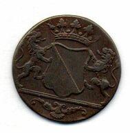 INDONESIA - NETHERLANDS EAST INDIES - UTRECHT, 1 Duit, Copper, Year 1790, KM #111.1 - Indonésie