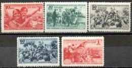 RUSSIE 1940 ** - Neufs