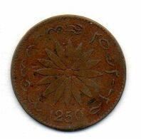 INDONESIA - TRUMON, 1 Keping, Copper, Year AH 1250, KM #Tn2 - Indonésie