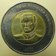 Dominicana 10 Pesos  2010 - Dominicana