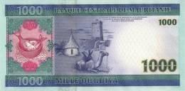 MAURITANIA P. 13b 1000 O 2006 UNC - Mauritania