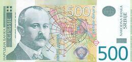 500 Dinara Republic Of Serbia 2007 ! UNC RR - Serbia