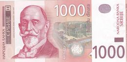 1000 Dinara 2006 REPLACEMENT ZA !!! Serbia  R - Serbia