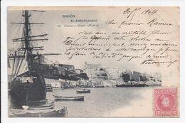 CP ESPAGNE MAHON El Embarcadero - Andere