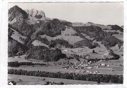 CPSM.  15 X 10,5  -  Enney Et Le Moléson - FR Fribourg
