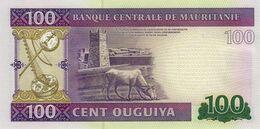 MAURITANIA P. 16b 100 O 2015 UNC - Mauritania
