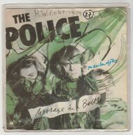 The Police Message In A Bottle A&M Records AMS7474 1979 - Collector's Editions