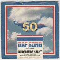 DAF Song Peter Blanker-thérèse Steinmetz 50 Jarig Jubileum Van DAF Trucks Eindhoven (NL) 45T 1978 - Collector's Editions