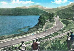 B3875 - Enna, Autodromo Del Lago Di Pergusa Gran Premio, Viaggiata 1963 F.G. - Enna
