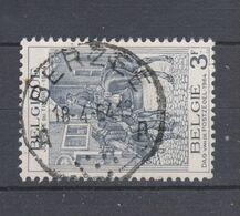 COB 1284 Oblitération Centrale BERZEE - Used Stamps