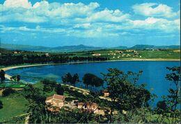 B3876 - Enna, Lago Di Pergusa, Viaggiata 1970 F.G. - Enna
