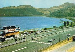 B3877- Enna, Lago Di Pergusa Autodromo Box,  Non Viaggiata F.G. - Enna