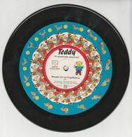 TEDDY De Grammovisie Kinderplaat 78T (Red Raven Movie Records) N.V. Intrass Amsterdam-hilversum - Spezialformate
