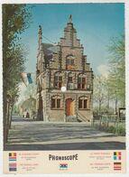 Phonoscope Benelux La Carte Musical-muzikale Kaart Raadhuis Graft De Rijp (NL) 45T - Spezialformate