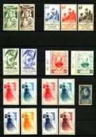 VIGNETTES - Lot De 18 Vignettes Différentes - Neufs N** / N* / NSG - Très Beaux - Unclassified